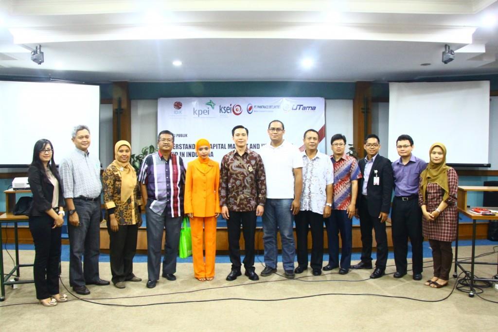 Kuliah Umum Fakultas Bisnis dan Manajemen Universitas Widyatama