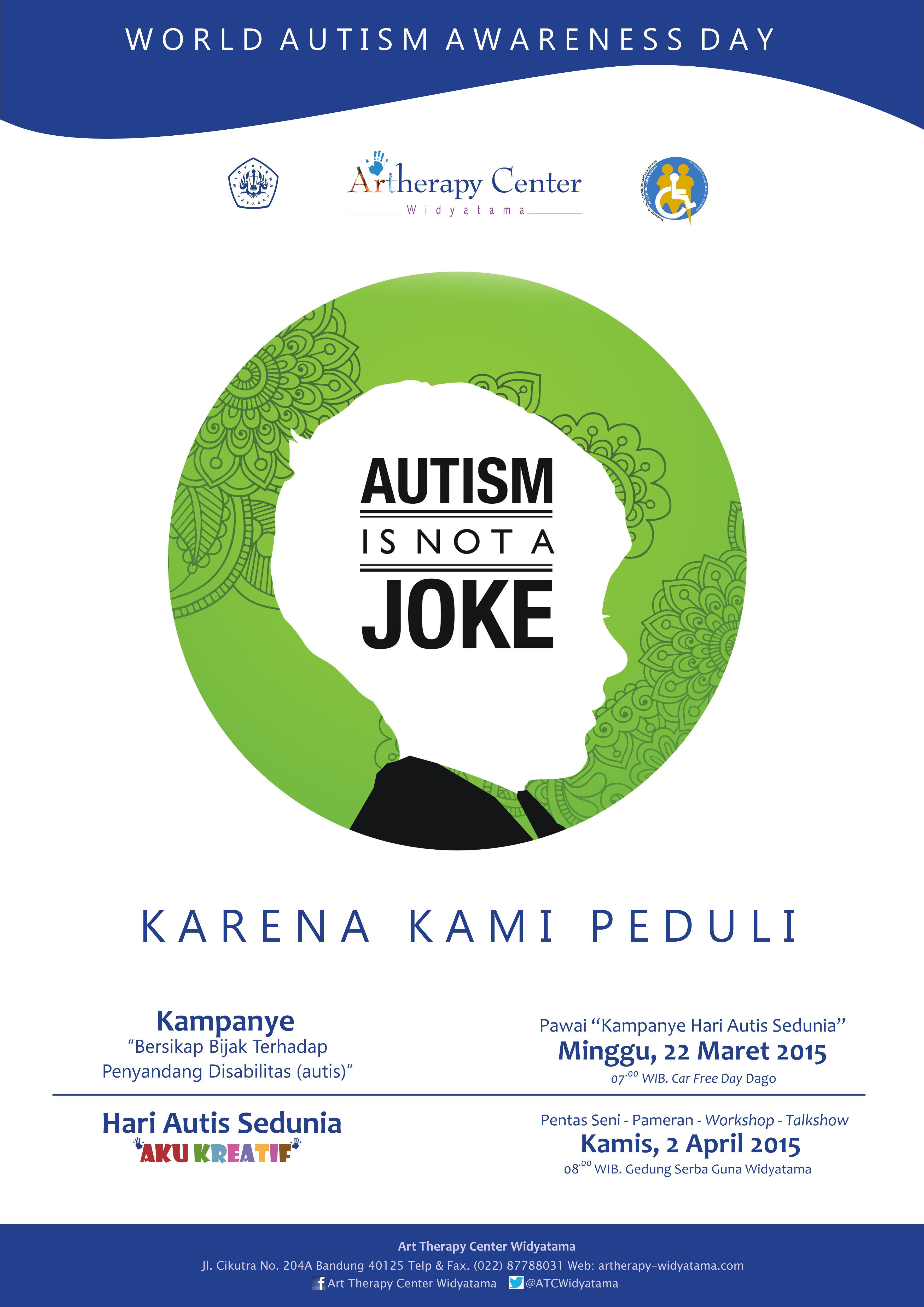 Autism Is Not Joke