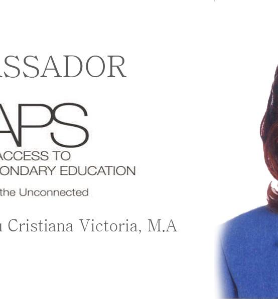 Wakil Rektor I Bidang Pembelajaran dan Kemahasiswaan terpilih sebagai GAPS Ambassador