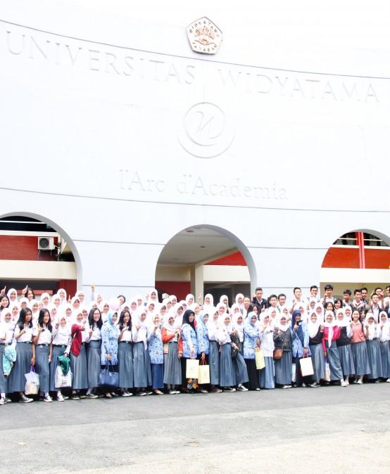 Visitasi SMA Negeri 1 Baleendah