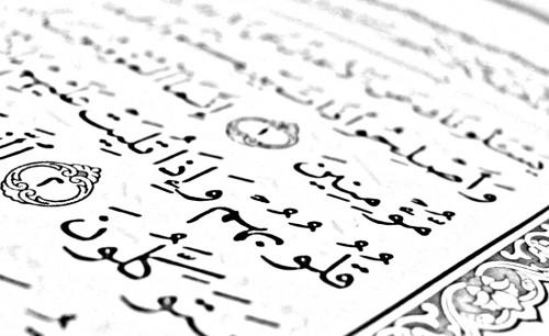 Pengajian rutin (Tadabur Qur'an) bulan November 2015