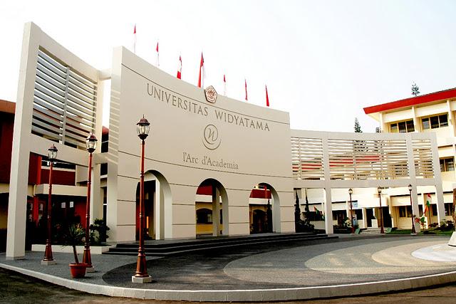 Universitas Widyatama, Kampus Favorit di Mata Calon Mahasiswa
