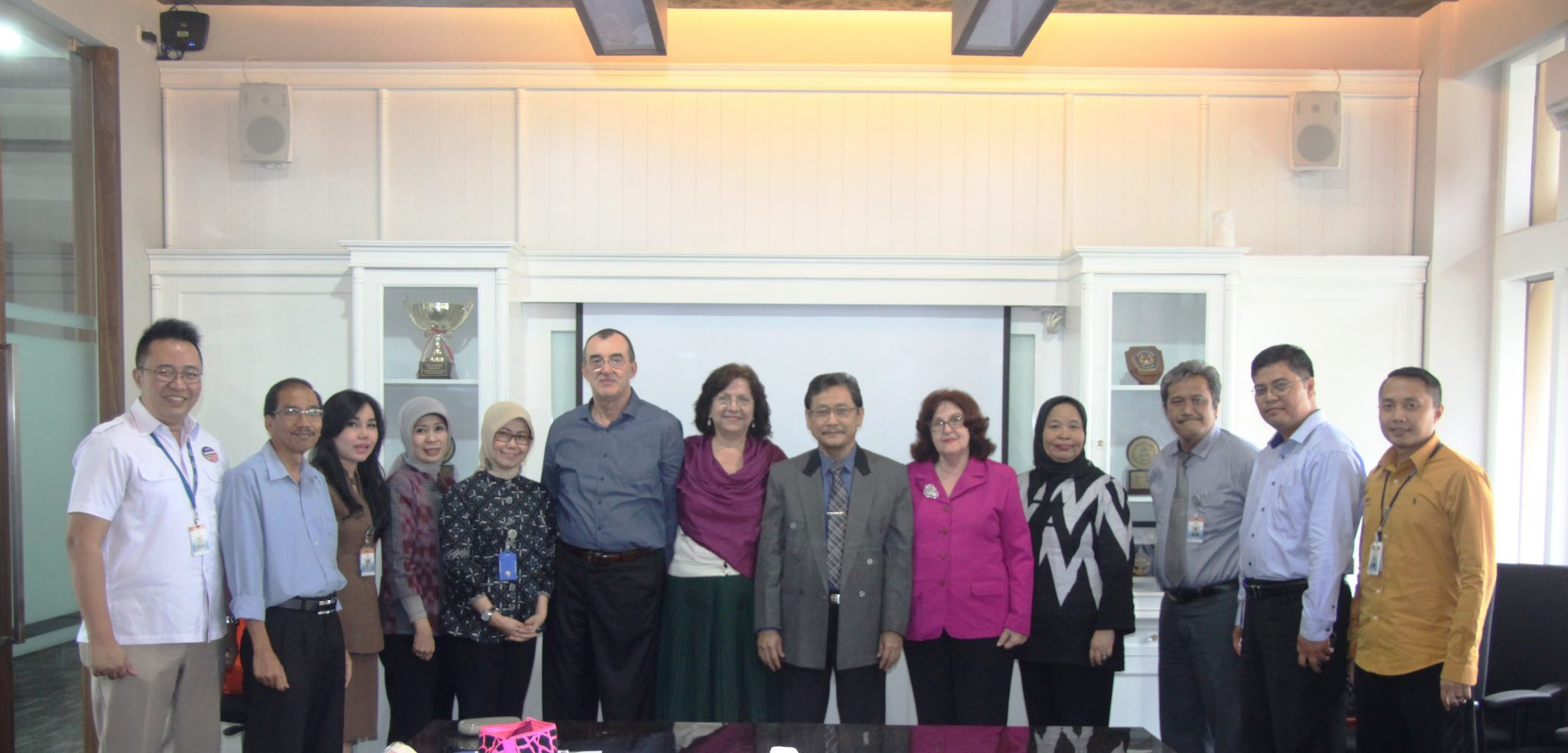 Kali Kedua Pertemuan Bersama Kedutaan Besar Rumania