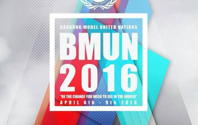 Bandung Model United Nation 2016