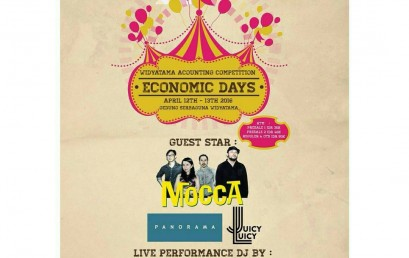 Widyatama Accounting Competition ECONOMIC DAYS