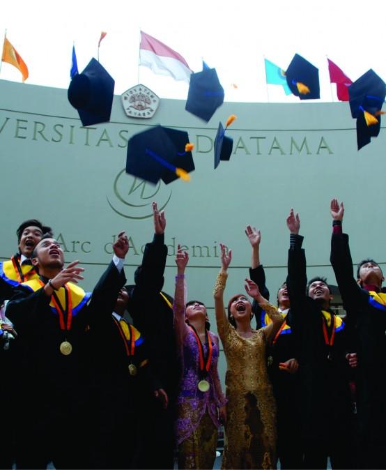 Universitas Widyatama Bekerja Keras Cetak Generasi Cerdas
