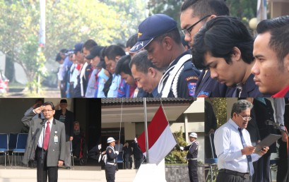 Perayaan HUT RI ke-71 di Universitas Widyatama