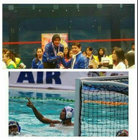 Kontribusi Mahasiswa Widyatama dalam Pekan Olahraga Nasional