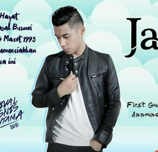 Jaz Goes to Festival Bisnis UTama