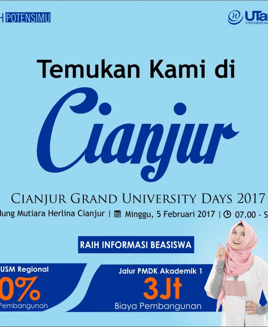 Cianjur Grand University Days 2017