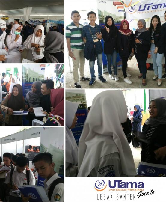 Kemeriahan Edufair Lebak Banten
