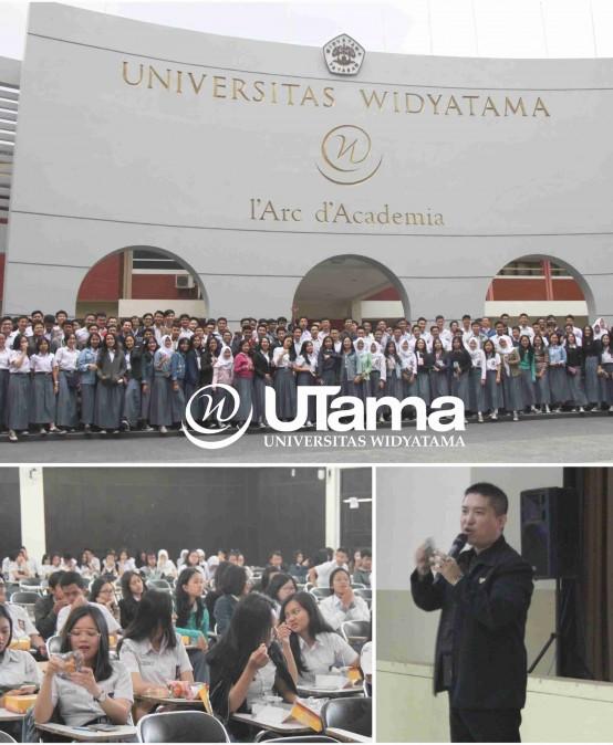 Kunjungan SMA BPI 1 Bandung