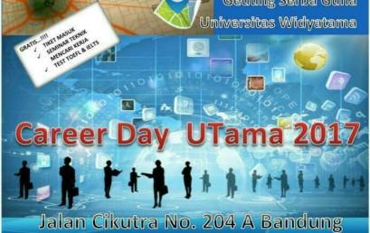 Career Day UTama 2017