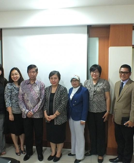 Diskusi Aktif dalam Studi banding Universitas Katolik Widya Mandala Surabaya ke Universitas Widyatama
