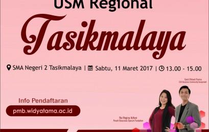 USM Regional Tasikmalaya