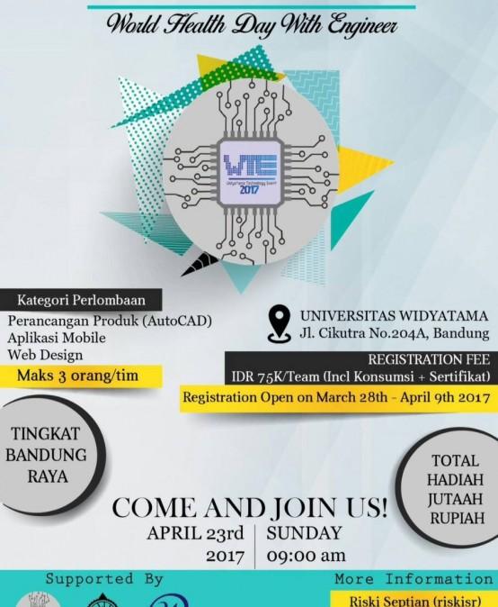 Widyatama Technology Event
