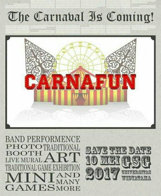 CARNAFUN MUSIC ON WIDYATAMA
