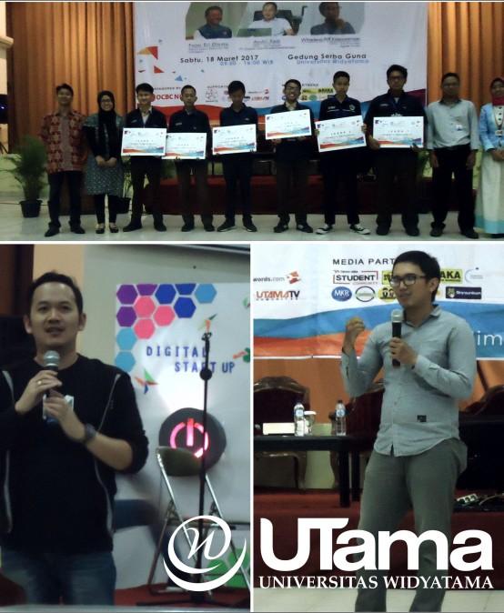 SMK Negeri 1 Cimahi mendominasi Ajang Widyatama Informatics Festival 2017