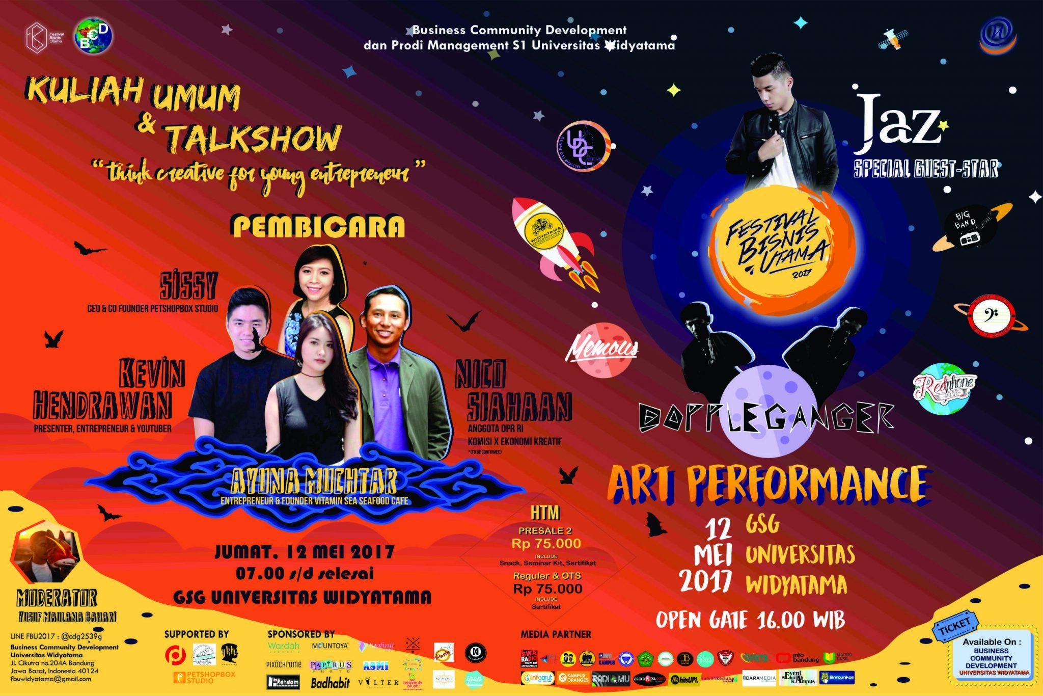 Festival Bisnis UTama 2017