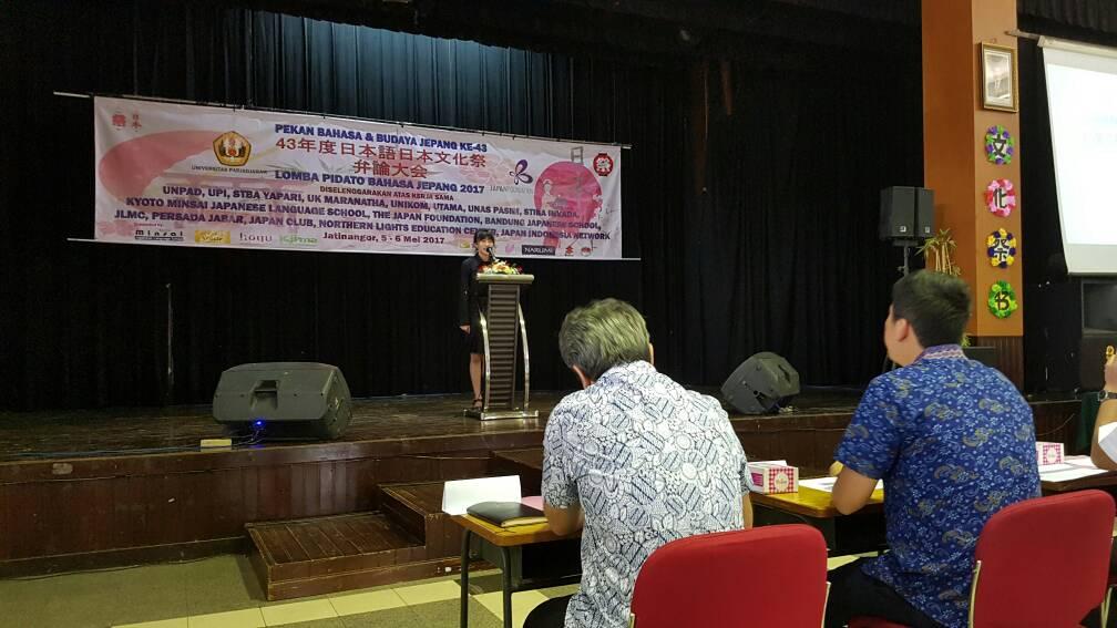 """Mahasiswa Widyatama Berprestasi di Ajang """"Pekan Bahasa & Budaya Jepang"""" Universitas Padjajaran"""