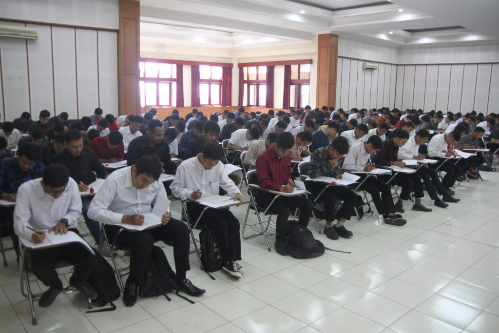 IMG 5669 1024x683 - Proses Rekrutmen PT Djarum di Universitas Widyatama