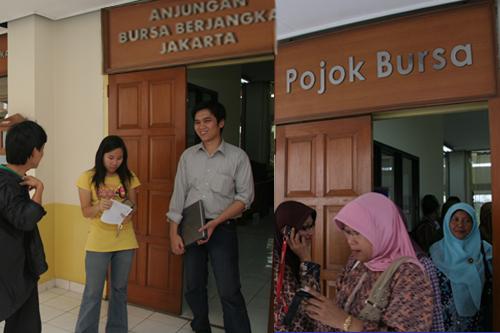 fasilitas bursa1 - Pojok Bursa Widyatama – Anjungan Bursa Berjangka