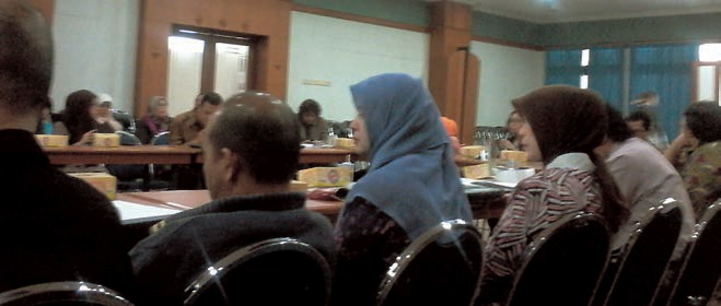 "Workshop Penelitian Multidisiplin ""Bersatu dalam Ilmu"""