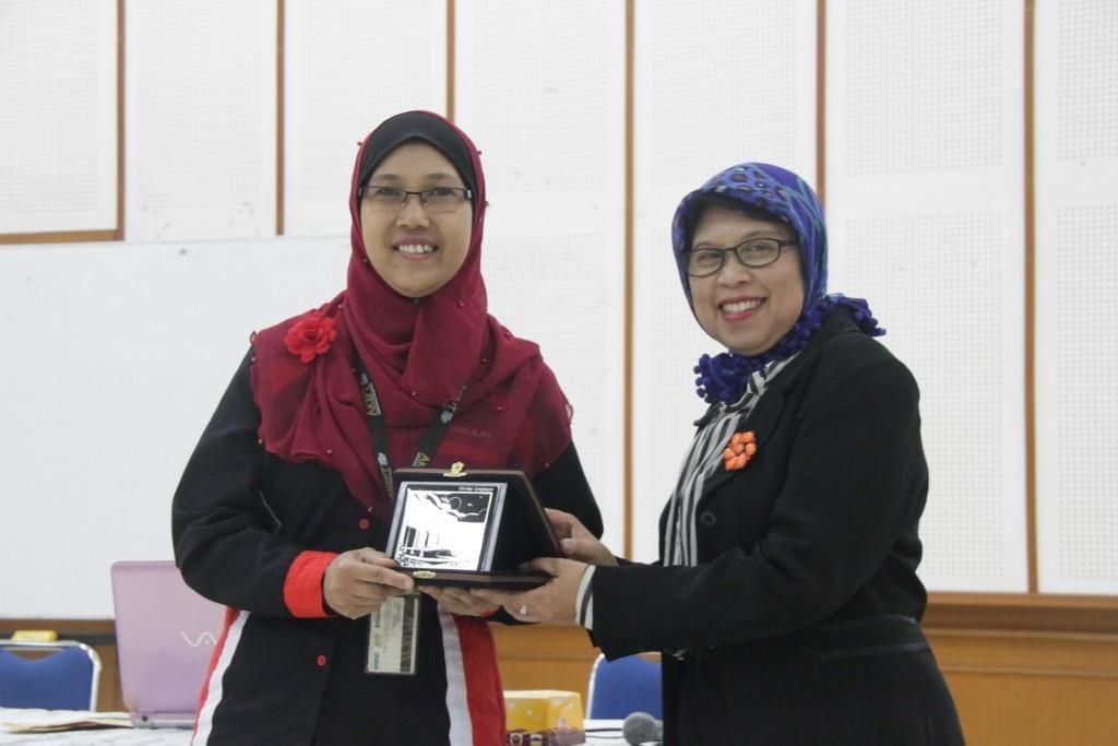 Kunjungan Industri dari Mara Universiti of Malaysia