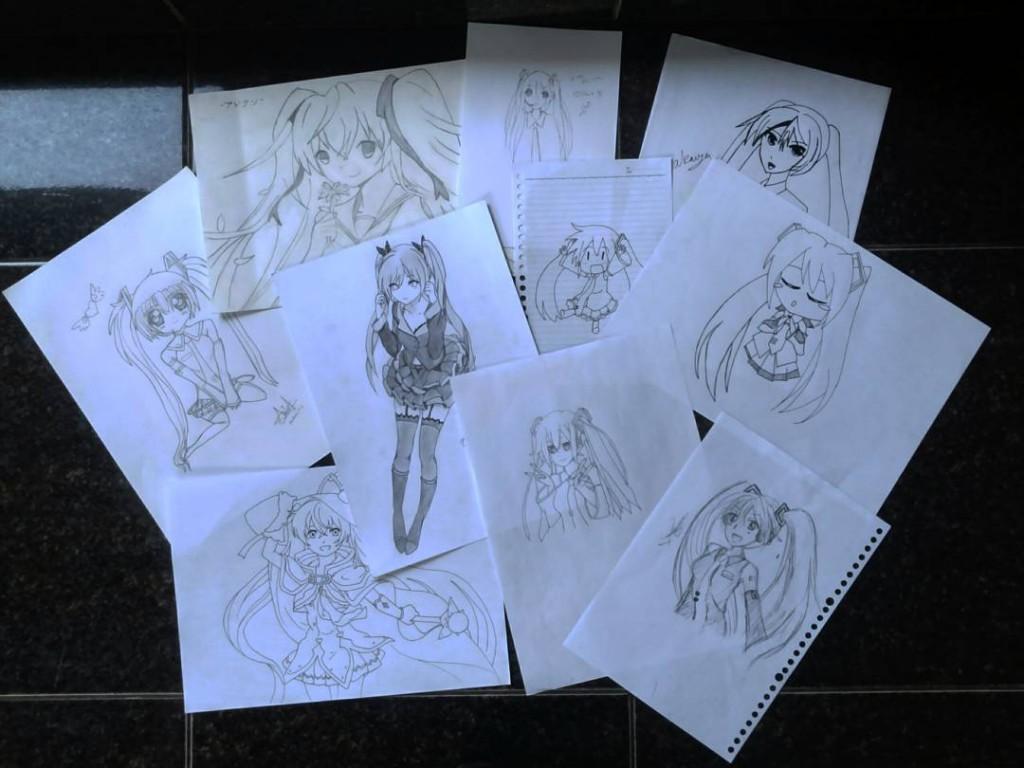 Manga Karya Mahasiswa Japan Community Widyatama