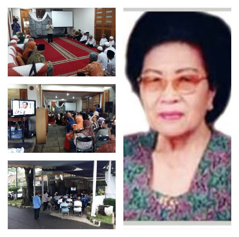 Peringati 1000 Hari Wafatnya Pendiri Widyatama