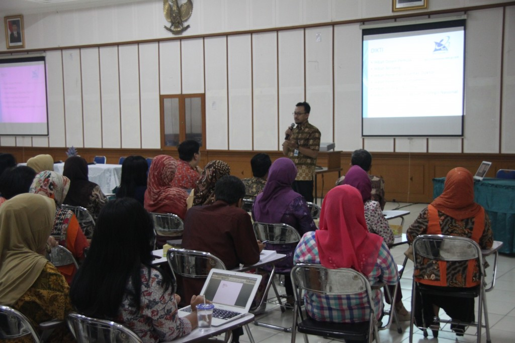 Workshop Penyusunan Proposal Penelitian Hibah DIKTI