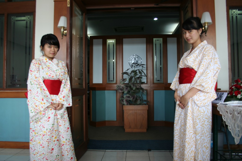 Keterlibatan Widyatama dalam MGMP Bahasa Jepang Kota Bandung