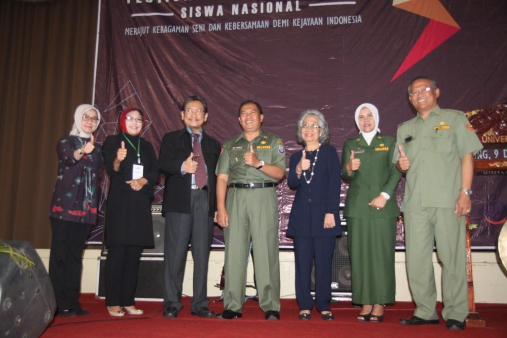 Festival Lomba Seni Siswa Nasional mengantarkan Banyak Seniman Muda Daerah