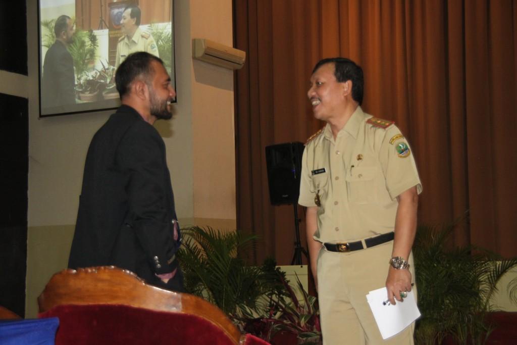 Seminar ABP-PTSI tentang Pajak Bumi di Widyatama