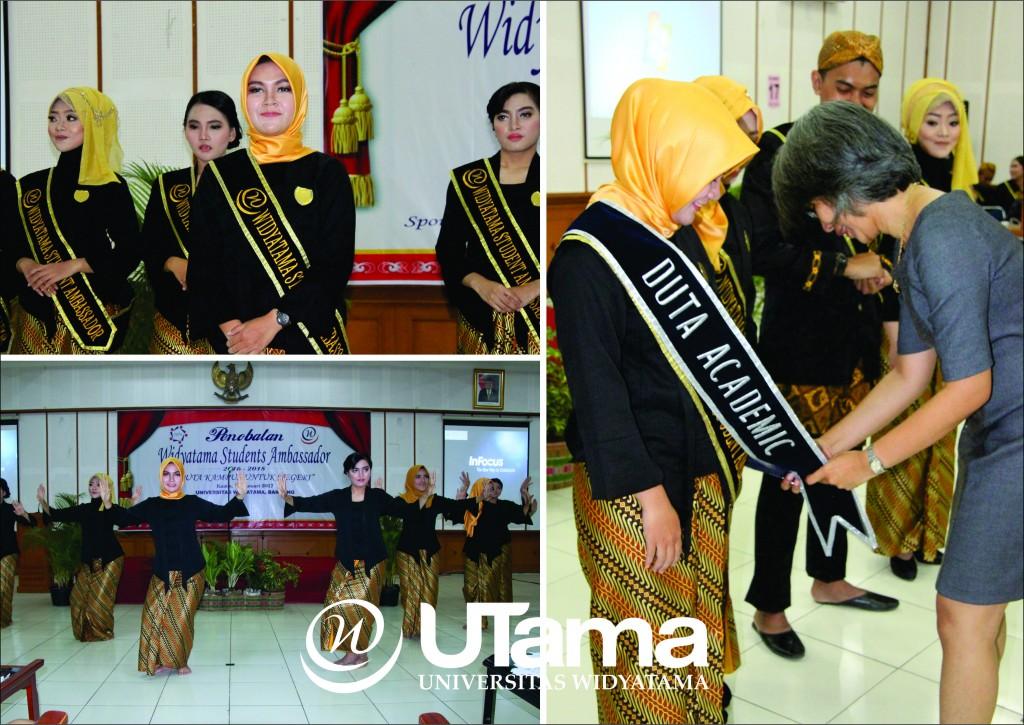 Penobatan Widyatama Student Ambassador