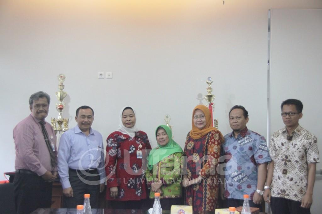 Studi Banding Universitas Swadaya Gunung Jati ke Universitas Widyatama