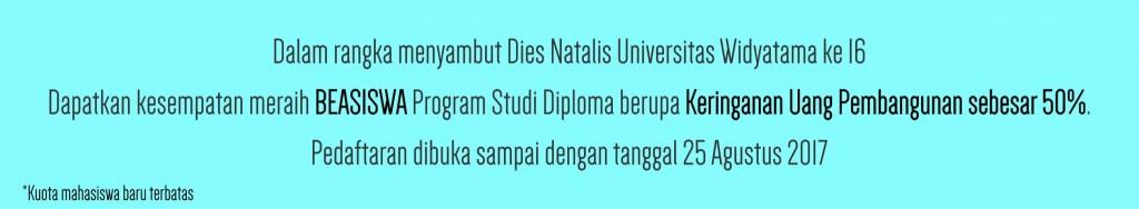 Beasiswa Diploma