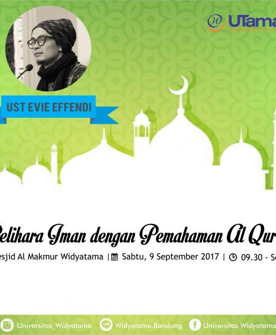 Pengajian Rutin (Tadabur Qur'an)