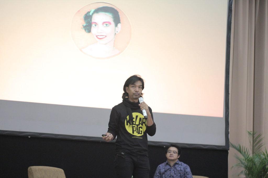 CNN2 1024x683 - Inspirasi Dimas Djay dan Erix Soekamti dalam Talkshow '1 Hari 3 Ilmu' di Universitas Widyatama