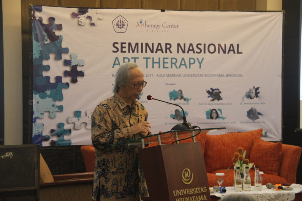 Art Therapy Center Widyatama selenggarakan Seminar Nasional