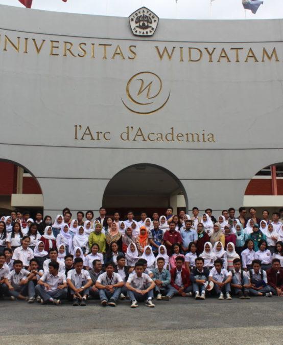 Kunjungan Meriah dari SMAN 27 Bandung