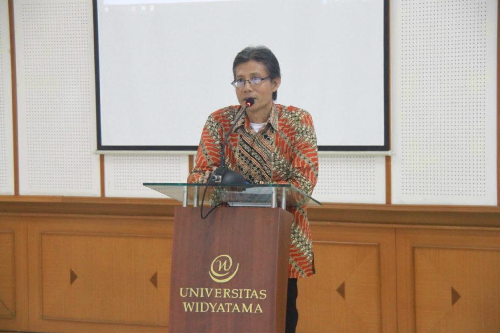 IMG 9496 1024x682 - Fakultas Bahasa Universitas Widyatama Selenggarakan Forum Dialog dengan Musyawarah Guru Mata Pelajaran tingkat SMA/SMK
