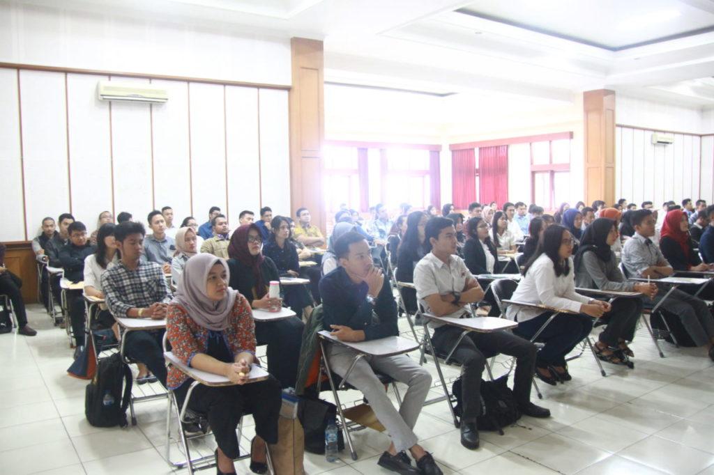 IMG 9866 1024x682 - PT. Matahari Dept Store Selenggarakan Campus Recruitment di Universitas Widyatama