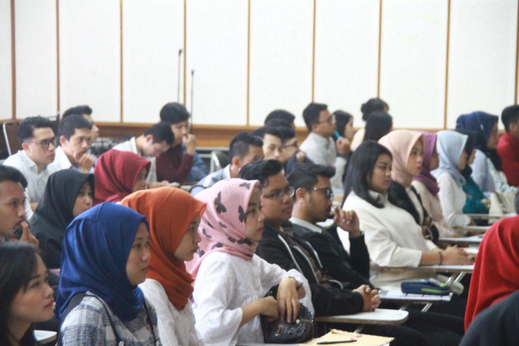 IMG 9882 1024x682 - PT. Matahari Dept Store Selenggarakan Campus Recruitment di Universitas Widyatama
