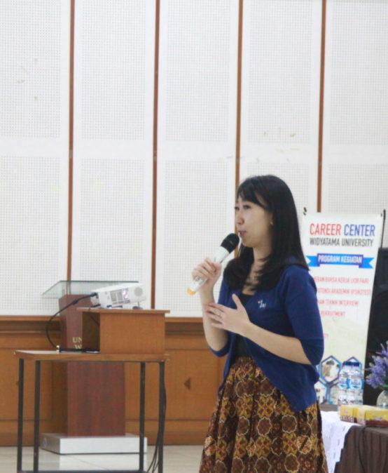 PT. Matahari Dept Store Selenggarakan Campus Recruitment di Universitas Widyatama