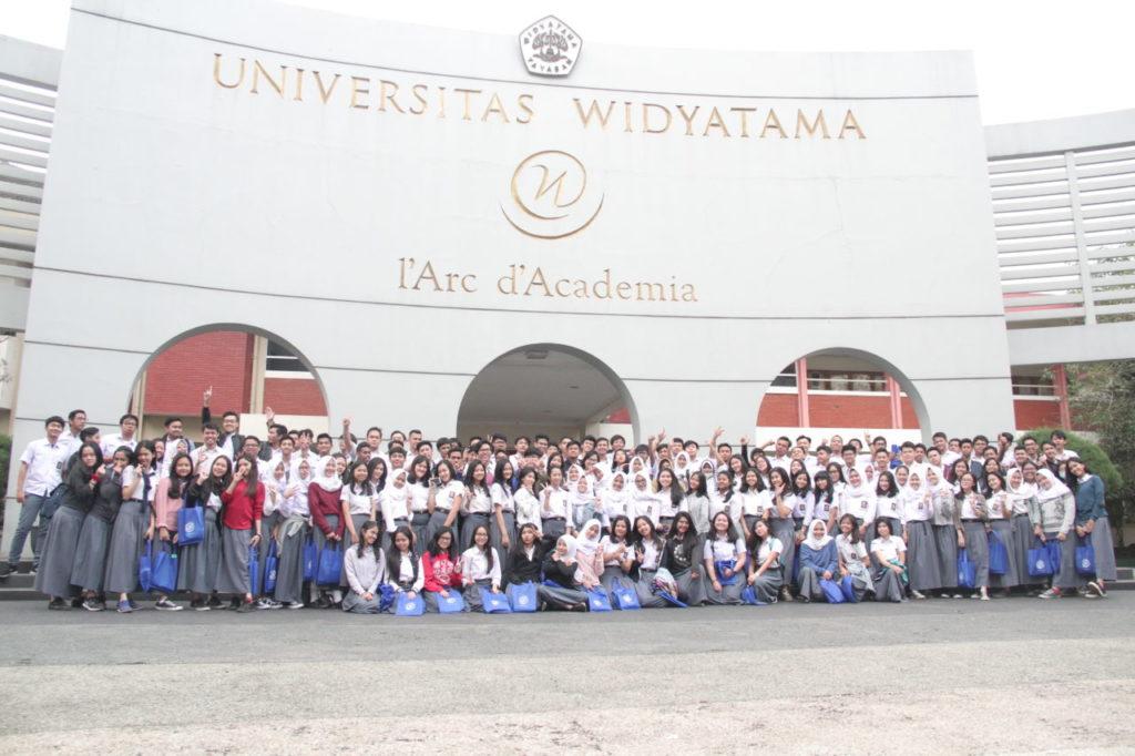 Visitasi SMA BPI 1 Bandung