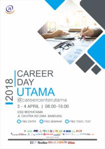 Poster untuk publish di medsos 212x300 - Widyatama Selenggarakan Job Fair 2018