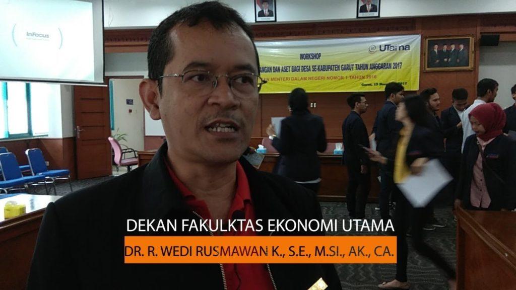 Pengabdian Kepada Masyarakat 2017 Fakultas Ekonomi Universitas Widyatama di Garut