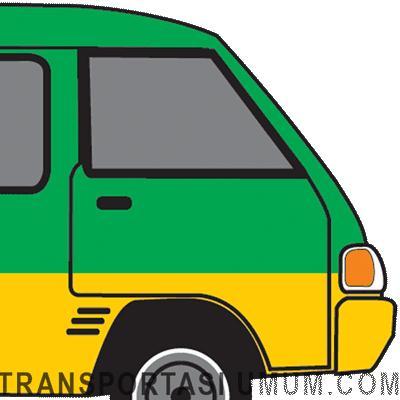 Angkot Abdul Muis Kebon Kelapa Cicaheum via Binong - Transportation in Bandung