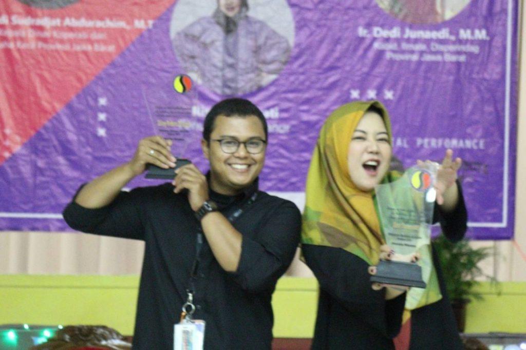 Risa Sarasvati 1024x682 - Meningkatkan Semangat Literasi di Kalangan Muda, Mahasiswa Widyatama Selenggarakan Business & Journalis Festival 2018